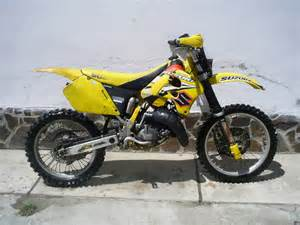 1997 Suzuki Rm 125 Specs Rm 125 1997 Car Interior Design
