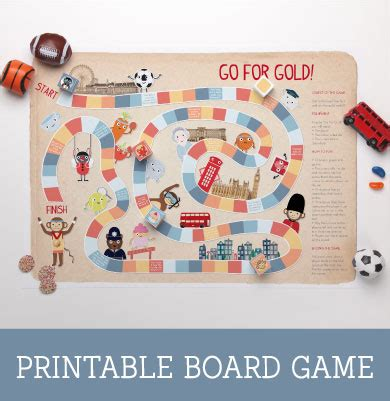 printable adventure board games free sports printables for kids get sporty tinyme blog