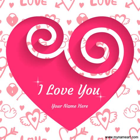 beautiful greeting cards with my name and lover i you vector cards with my name pictures wishes