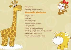 baby shower invitations for boys cheap