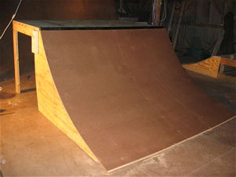 Building A Halfpipe In Your Backyard Wood Quarter Pipe Plans Pdf Woodworking