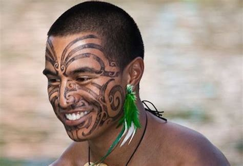 how to become a tattoo model guide to maori how to get yours and why you should