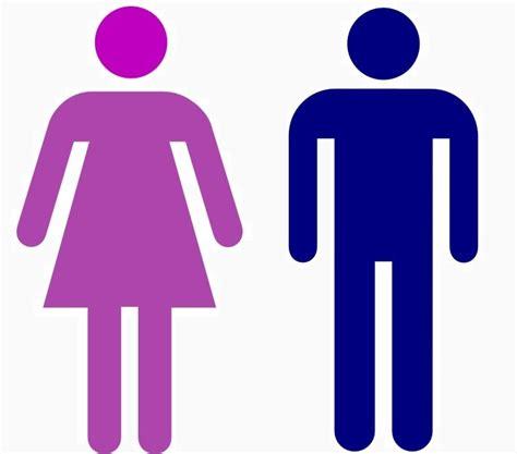 boy girl bathroom sign sexualidad en el budismo