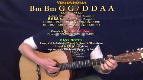 despacito guitar tutorial despacito luis fonsi guitar lesson chord chart bm g d
