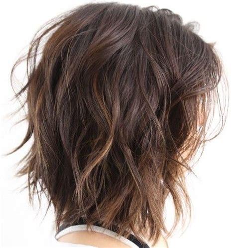 hair cuts uneven lengths 80 sensational medium length haircuts for thick hair