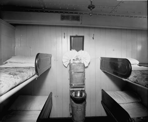 Titanic 3rd Class Cabins by Document Moved