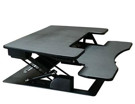 fancierstudio riser desk standing desk review