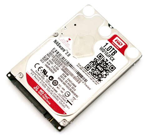 Hardisk Wd 2 5 wd 2 5 quot 1tb hdd review wd10jfcx storagereview storage reviews