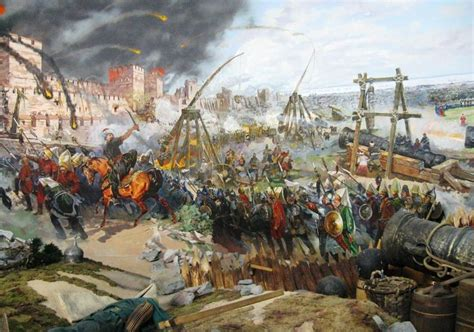 the founder of the ottoman turks was conquest of constantinople ottoman empire osmanlı