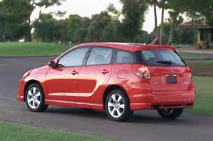 2003 Toyota Matrix 2003 Toyota Matrix Picture Pic Image