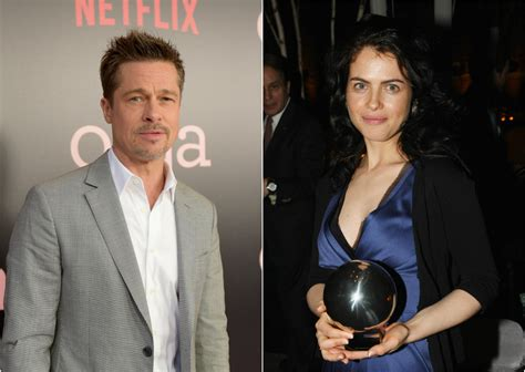 Lepaparazzi News Update Strollin Along With The Pitts by Is Brad Pitt S Neri Oxman Replicating