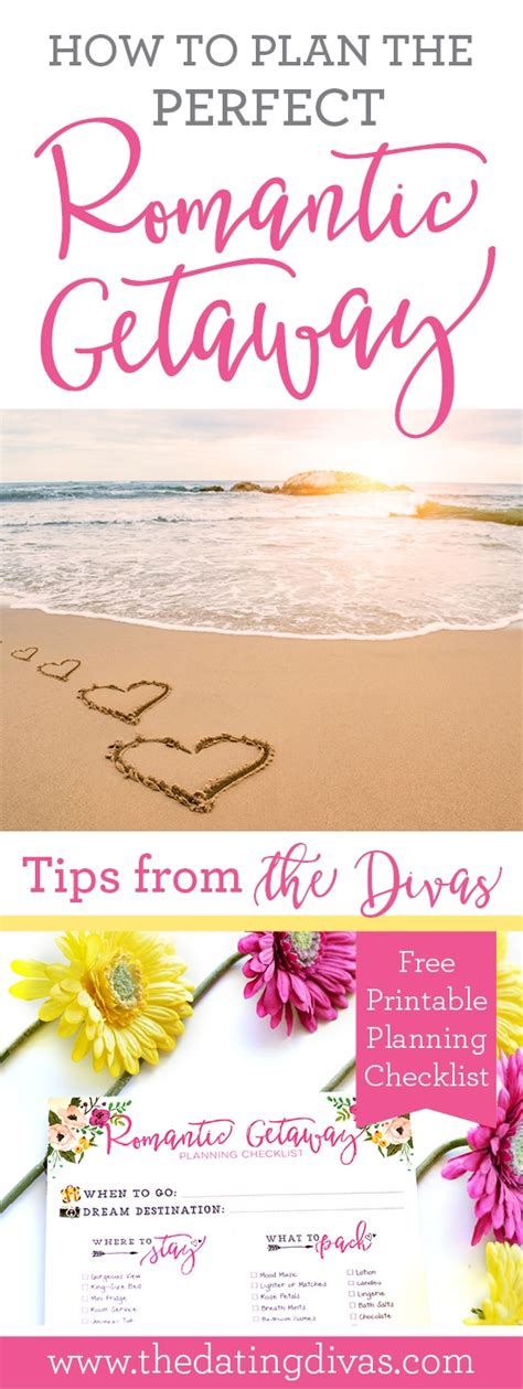 ideas for romantic weekend getaways and vacations plan the perfect romantic getaway the dating divas