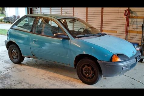 how can i learn about cars 1993 geo metro security system you think the mitsubishi mirage is bad try the geo metro autotrader