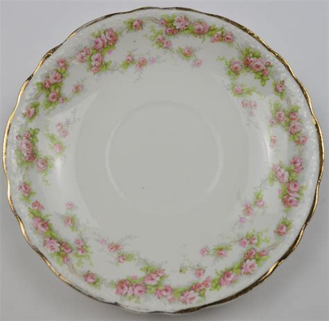 vintage china vintage homer laughlin china hudson pink floral pattern