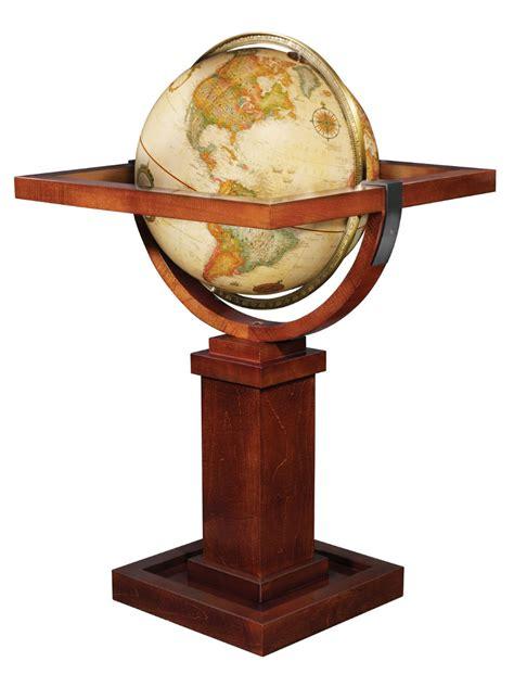 Floor Globe by Floor Standing Globe Model Wright