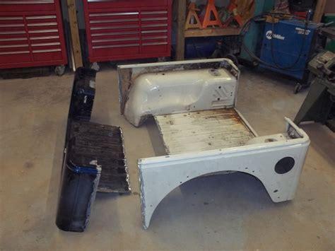 jeep tub trailer build wrangler trailer tub build nc4x4