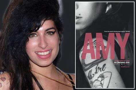 film dokumenter amy winehouse amy winehouse documentary poignant film poster revealed