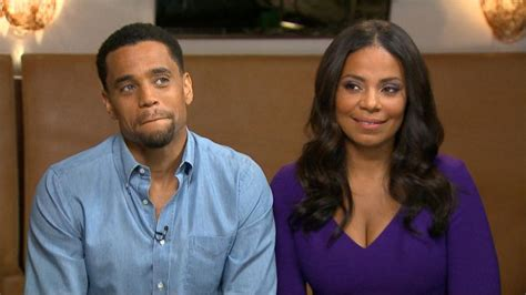michael ealy children michael ealy and sanaa lathan discuss perfect guy video