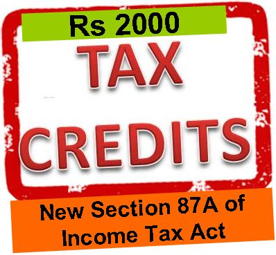 income tax section 87 are you eligible for income tax rebate u s 87a income