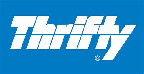 Car Types Thrifty by File Thrifty Logo Jpg Wikimedia Commons