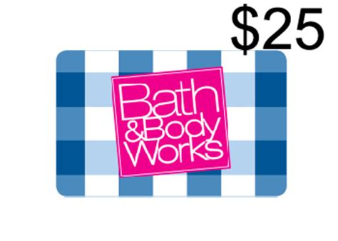 Bath Body Works Gift Card - thrifty momma ramblings frugal living tips
