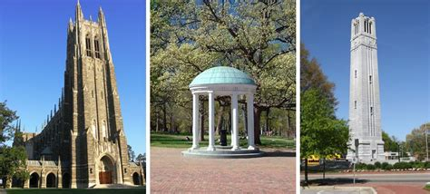 pictures of nc landmarks the triangle better than bigger