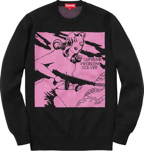 Supreme Jumbo Sweater sweaters supreme