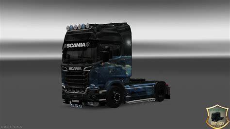 scania streamline stratos skin truck truck simulator