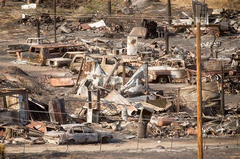 cal fireplace progress made against blue cut another blaze nears
