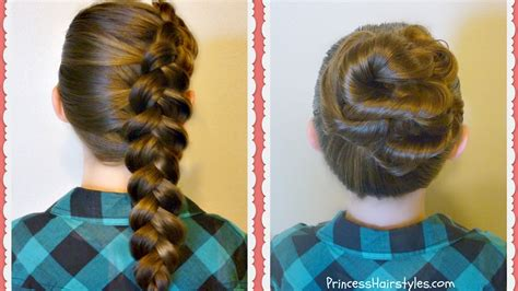 books with pictures of hairstyles for children and photos 2 easy back to school hairstyles side dutch braid messy