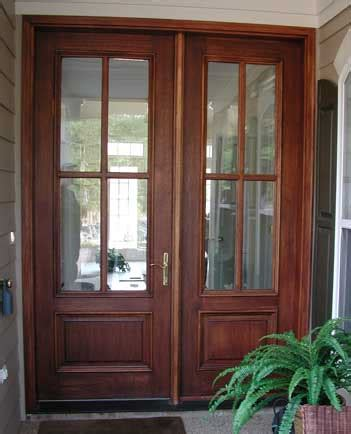 Order Front Door Exterior Doors Mahogany Door Units