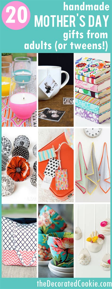 best homemade gifts for adults 20 s day gift ideas from adults gift and craft