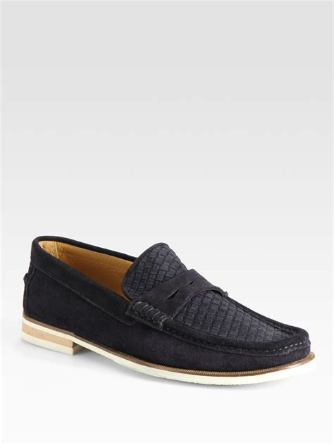 blue suede loafers for blue suede loafers mens 28 images gucci labrador suede