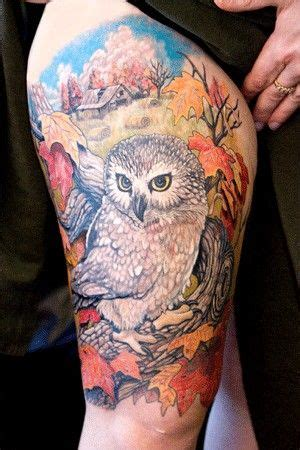 barn owl tattoo designs 1035 best images about owl tattoos on pinterest
