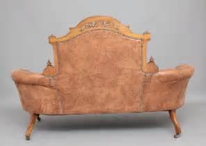 walnut sofa 19th century walnut sofa antiques atlas