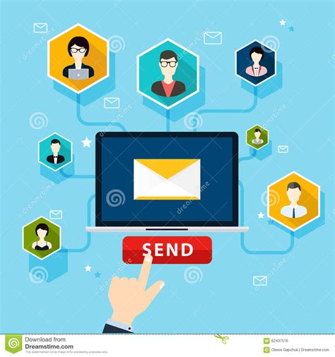 running email caign email advertising direct digital