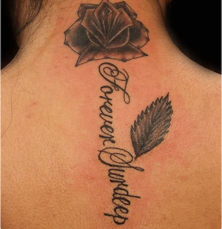 best name tattoos 10 captivating name designs