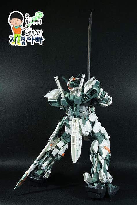 gundam wallpaper sony pg 1 60 gundam astray green frame ver ette full