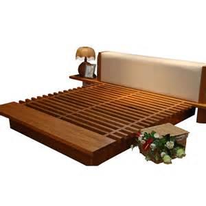 en bois lit en bois homeandgarden