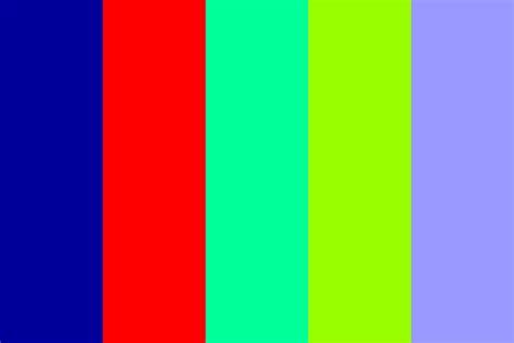 argon color argon in ternary color palette