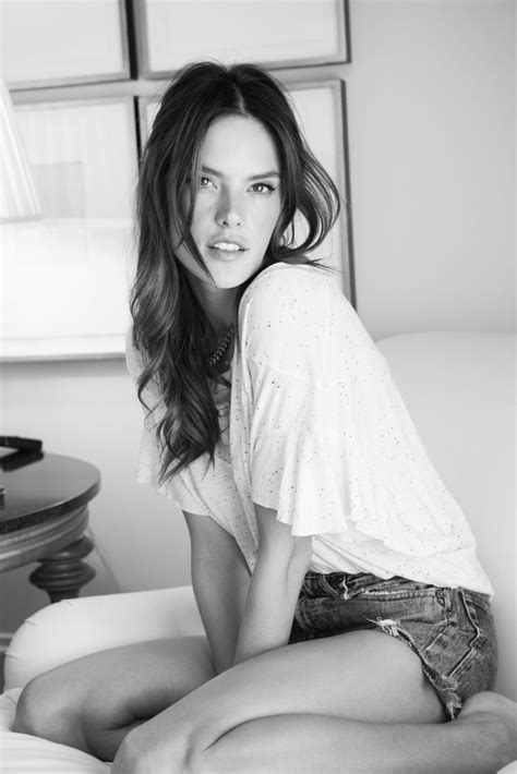 Photos Of Alessandra Ambrosio by Alessandra Ambrosio Photoshoot For The Coveteur 2014