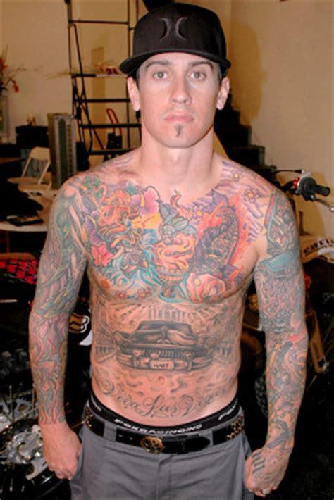 carey hart tattoos carey hart tattoos pictures images pics photos of his tattoos