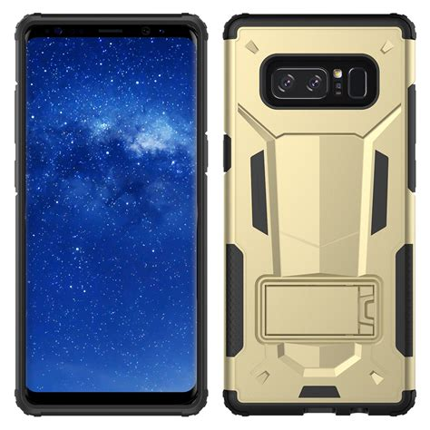 Samsung Galaxy Note 8 Hardcase Soft Cover X Level Leather Vintage for samsung galaxy note 8 zizo hybrid future armor cover kickstand ebay