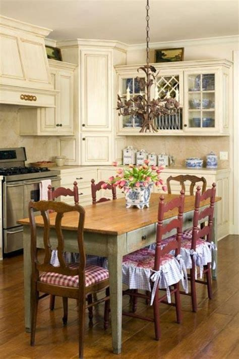 white country kitchen table country decor prim kitchen table