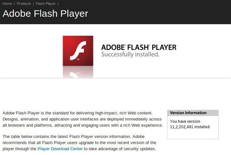 full version of adobe flash player software flash player new version 2017 free download