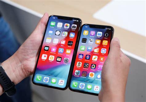 tại sao iphone xr đ 225 ng mua hơn iphone xs v 224 iphone xs max