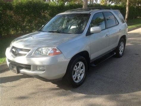 manual cars for sale 2002 acura mdx seat position control purchase used 2004 acura mdx sport luxury suv 4x4 3rd row seats navigation hfl nr in florida