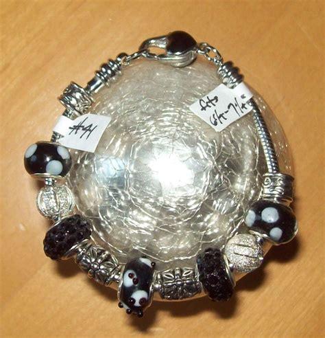 custom pandora style charm bracelet 41 by lynns custom