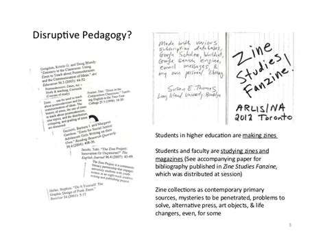 notes from underground zines and the politics of alternative culture books arlis na 2012 teaching with zines