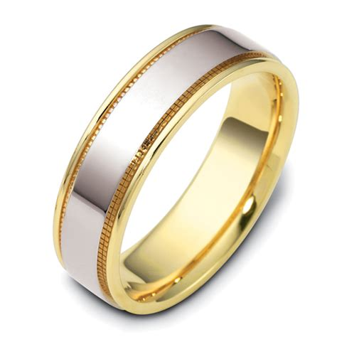 s two tone gold band 430 bellevue seattle joseph